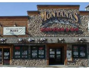 Montana's Cookhouse Niagara Falls ON
